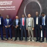 Eritrea's match commissioner Teku Gush attends FIFA/CAF workshop in Cairo