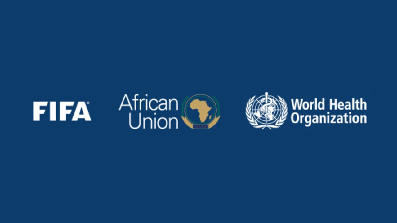 FIFA, African Union, WHO, CAF promote campaign against domestic violence in Africa
