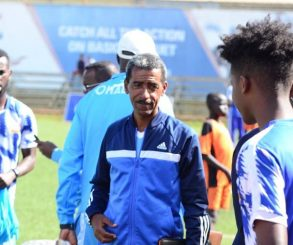 Head Coach Haile Alemseghed eager for more International ties to improve team